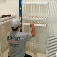 A Closet Enterprise Inc-Our installers pay close attention to detail
